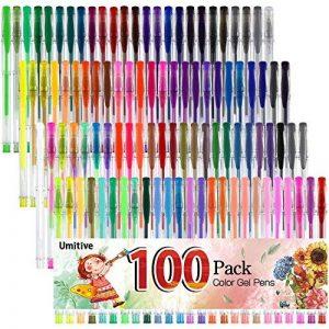 stylo gel couleur TOP 9 image 0 produit