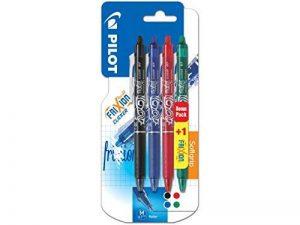 stylo gel effacable TOP 4 image 0 produit
