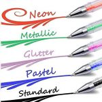 stylo gel pailleté TOP 8 image 4 produit