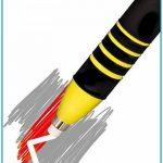 stylo à gomme TOP 11 image 2 produit