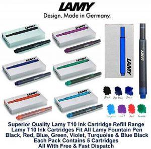 stylo lamy 3 couleurs TOP 5 image 0 produit