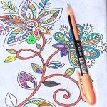 stylo paillette TOP 4 image 4 produit