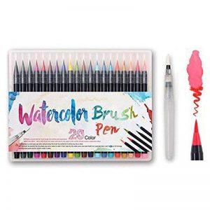 stylo pinceau rechargeable TOP 8 image 0 produit