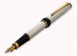 stylo plume argent massif TOP 5 image 0 produit