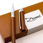Stylo Plume avec Recharge d'encre et Coffret Cadeau - Stylos Offrant la Meilleure Caligraphie Convient aux Cartouches Standard Encre - Garantie 100% de la marque ZenZoi image 1 produit
