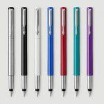 stylo plume blanc TOP 12 image 2 produit