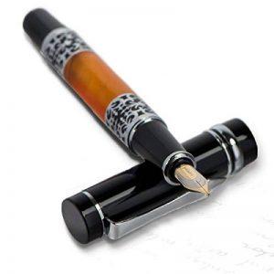 Stylo plume de luxe et design monte lovis classiques par une nouvelle fois élégant-avec étui-cadeau idéal de la marque Monte Lovis image 0 produit