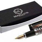 Stylo plume de luxe et design monte lovis classiques par une nouvelle fois élégant-avec étui-cadeau idéal de la marque Monte Lovis image 5 produit