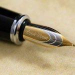 Stylo plume de luxe et design monte lovis classiques par une nouvelle fois élégant-avec étui-cadeau idéal de la marque Monte Lovis image 4 produit