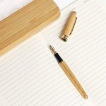 stylo plume en bois TOP 0 image 3 produit