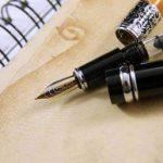 stylo plume femme luxe TOP 1 image 2 produit