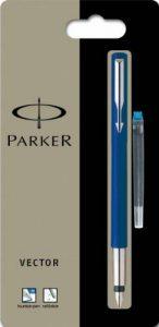 stylo plume parker bleu TOP 1 image 0 produit