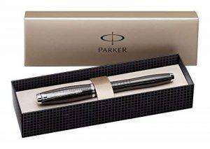 stylo plume parker noir TOP 1 image 0 produit