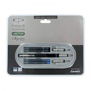 stylo plume parker noir TOP 7 image 0 produit