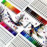 stylo plume pointe flexible TOP 12 image 2 produit