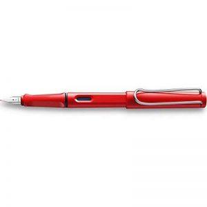 stylo plume rouge TOP 0 image 0 produit