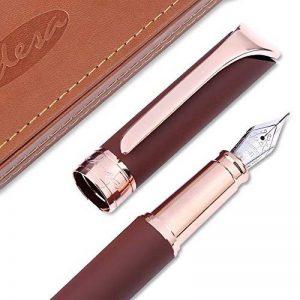stylo plume sans cartouche TOP 9 image 0 produit