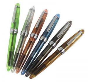stylo plume transparent TOP 10 image 0 produit