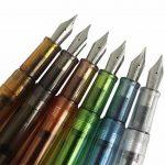 stylo plume transparent TOP 10 image 2 produit