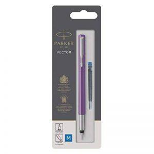 stylo plume violet TOP 11 image 0 produit