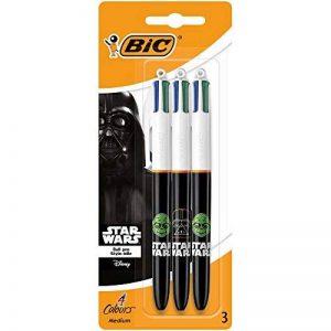 stylo quatre couleurs bic TOP 6 image 0 produit