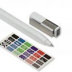 Stylo roller plus blanc mine 0.5 de la marque Moleskine image 2 produit