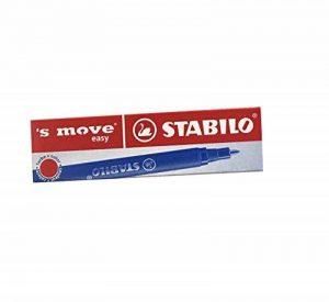 stylo stabilo easy TOP 4 image 0 produit
