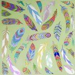 Stylos Gel, Conçus pour le coloriage pour adultes 4 styles différents Métallique, Glitter, néon, pastel, de base,à l'école d'art Fournitures, coloriage Stylos Jouets pour enfants, adultes Coloring Book Stylos Packs dessin, 1,00 mm Assortis Lot de 48 de la image 4 produit