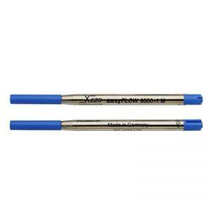 Stylos Xezo Speedmaster Medium Stylo à bille Gel Recharges, Lot de 2, encre bleue (Blueâ 9000–1â Ballpointâ Recharges) de la marque Xezo Pens image 0 produit
