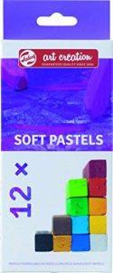 Talens Art Creation–Doux Pastelle Lot de 12Pièces de la marque Talens Art Creation image 0 produit