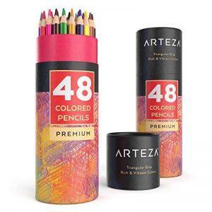 technique coloriage crayon de couleur TOP 11 image 0 produit