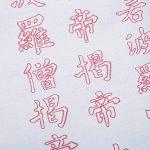 Tissu Eau Magique pour Ecrire Calligraphie Chinoise Encre Eau Peinture - Z, Jackfruit Heart Sutra de la marque Générique image 1 produit