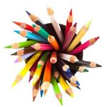 toechmo professionnel Crayons de couleur de haute qualité pour enfants et adultes Coloration et toutes les couleurs Crayon Art–Coloration Dessin Crayons, crayons de couleur Art avec étui à crayons pour croquis Artiste, Secret Garden Coloration Livre (no image 3 produit