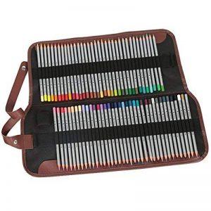 Tomkity Crayons de couleur coloriage 72 Couleurs Crayons de couleur Marco Raffiné Crayons d'Artiste Dessin coloré crayons de coloriage avec Trousse de la marque Tomkity image 0 produit