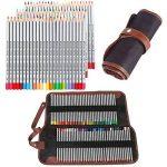 Tomkity Crayons de couleur coloriage 72 Couleurs Crayons de couleur Marco Raffiné Crayons d'Artiste Dessin coloré crayons de coloriage avec Trousse de la marque Tomkity image 1 produit