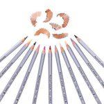 Tomkity Crayons de couleur coloriage 72 Couleurs Crayons de couleur Marco Raffiné Crayons d'Artiste Dessin coloré crayons de coloriage avec Trousse de la marque Tomkity image 4 produit