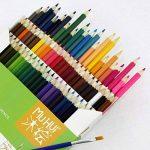 TOYMYTOY Crayons de couleurs,Pack de 72 couleurs,Art Dessin Ensemble de crayons de la marque TOYMYTOY image 6 produit