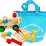 Toys of Wood Oxford Nuts and Bolts bois Construction Kits et Workbench de la marque Toys of Wood Oxford image 1 produit