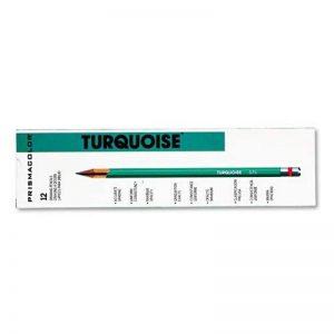 Turquoise Dessin Crayon, 4H, 1,98mm, 12 de la marque Prismacolor image 0 produit