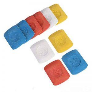 ULTNICE 10pcs craie de tailleur pour le tissu de couture marquage craie couturiers pour le bricolage faisant coudre des pièces de rechange de la marque ULTNICE image 0 produit