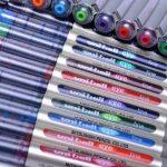 Uni-Ball UB-157 Eye Fine Lot de 12 stylos roller Vert clair de la marque Uniball image 1 produit