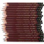 Uni Mitsubishi Hi-uni crayon–9H de la marque UniPatch image 4 produit