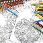 Unique de 120crayons de couleur Art Crayons pour coloration Dessin croquis Anime et Manga avec 4livres de coloriage pour adulte de la marque Laconile image 2 produit