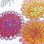 UnityStar 60PCS Stylos Gel Pailletté Multicolores Crayons Gel Stylos Billes à Encre Gel avec Une Boîte Feutre Fin pour Dessin de la marque UnityStar image 6 produit