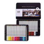 US Sense Coloriage Crayons Art Peinture Fournitures Crayons de Dessin pour Artiste Couleurs Assorties, Paquet de 48 de la marque US Sense image 3 produit