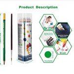 US Sense Crayons de Couleur Effet Aquarelle 36 Couleurs -Spécial Rentrée des Classes Pack de Art Dessin Crayons de coloriage de la marque US Sense image 2 produit