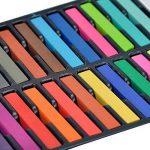 Vococal® 24 Pcs Femmes Filles Cheveux Jetables Couleur Colorant-Coloriage de Stylo Craie-Crayons Pastels Tendres de la marque Vococal image 1 produit