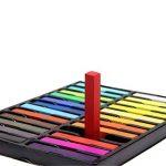 Vococal® 24 Pcs Femmes Filles Cheveux Jetables Couleur Colorant-Coloriage de Stylo Craie-Crayons Pastels Tendres de la marque Vococal image 2 produit