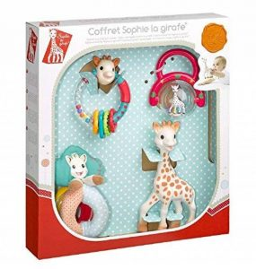 Vulli - Fresh Touch - Sophie la Girafe - Coffret Multi-Produits de la marque Vulli image 0 produit
