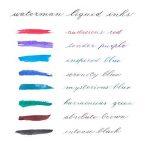Waterman Encre pour Stylo Plume Bleu Sérénité (Effaçable) - Flacon de 50 ml de la marque Waterman image 3 produit